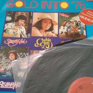GOLD INTO '76
