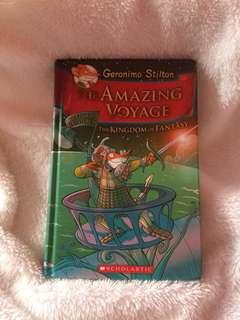 GERONIMO STILTON — The Amazing Voyage 🤺