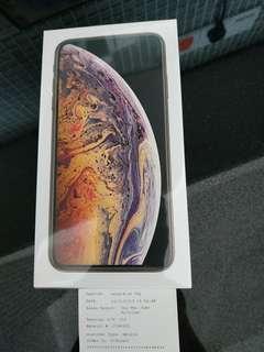 BN Iphone xs max 64gb