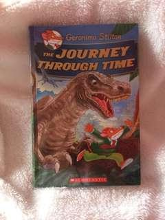 GERONIMO STILTON — The Journey Through Time 🦕