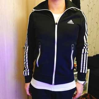🚚 Adidas經典黑色外套