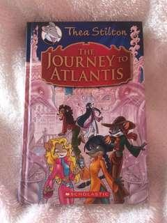 THEA STILTON - The Journey To Atlantis 🌊