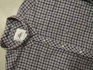 Lacoste Checkered shirt Authentic