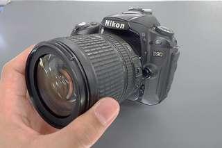 Nikon D90 | 18-105mm | 12mp HD video
