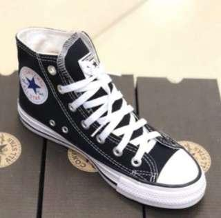 Converse High Cut New All Size Black