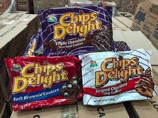 🚚 Chips delight 餅乾