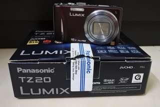 Panasonic Lumix DMC-TZ20 digital camera
