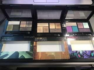 Eyeshadow Combo 3set for RM40
