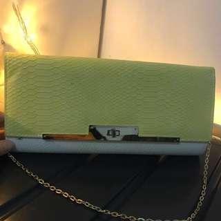 Miss selfridge bag .. clutch bag