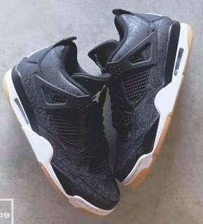 a859764e2a11de Air jordan 4 retro black (black laser)