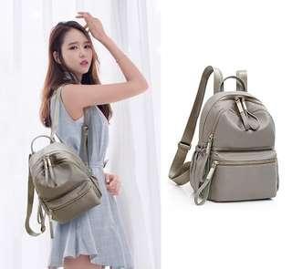 Ransel import zara Stradivarius pullbear tas punggung sekolah backpack korea murah