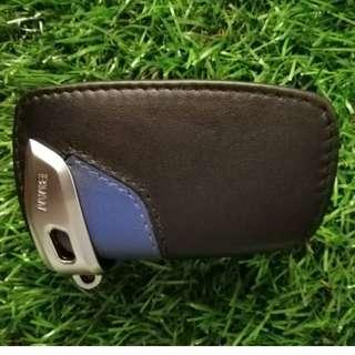 Genuine BMW X5 Leather Key Case
