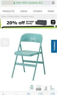 IKEA Chair FRODE foldable chair