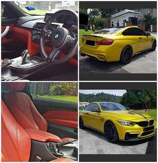 BMW F32 428i Msport