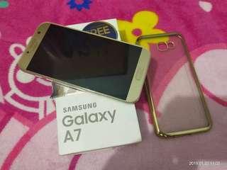 Samsung A7 2017 Complete NTC