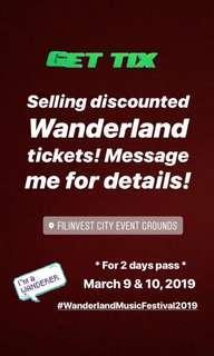 Wanderland Music Festival 2019