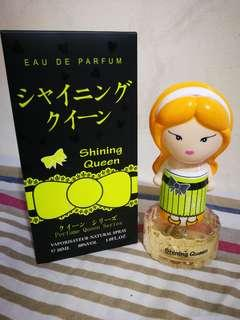 Shining Queen Vaporisateur Natural Spray