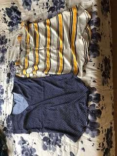 Two express shirts from USA