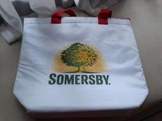 Cooler bag (Size 40cm X 27cm X 13cm)