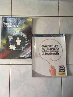 STEM Grade 11 & 12 books