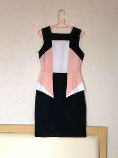 Vesper Dress smart casual office lady 番工裙 斯文 ASOS