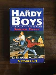 The Hardy Boys Casefiles - Survival Tactics - 3 in 1