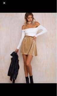 BNWT Princess polly skirt