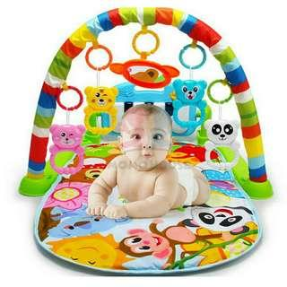 💟Ready Stock💟Playgym Baby Toys Playment Animal