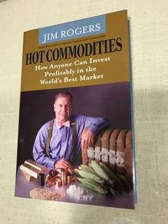 Jim rogers's Hot Commodities
