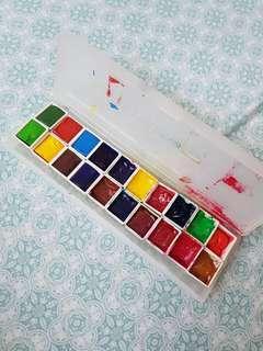 Watercolor (20 pans)