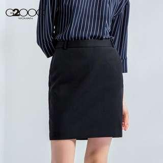 G2000 pencil work skirt