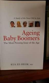 #blessings free book Ageing Baby Boomers by Kua Ee Heok