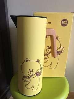 LINE Vacuum Jar真空水壺