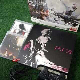 PS3 320GB LIMITED LIGHTNING EDITION