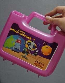 Kenny Rogers Space Voyager Lunchbox