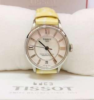 Tissot Powermatic 80 Diamond watch(W0619)