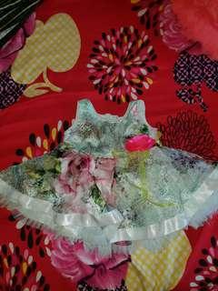 To bless - Baby girl's dress - Worn once