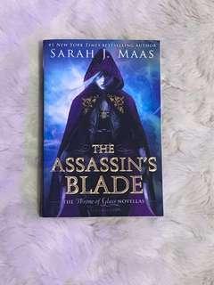 Throne Of Glass Novella - Assassin's Blade by Sarah J. Maas