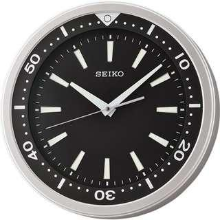 Seiko Wall Clock QXA723-A (Lumibrite hands and hour marker)