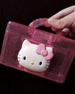 Hello Kitty Pink Storage Box