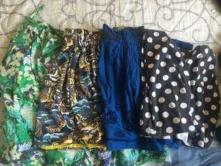 SKIRTS FOR TAKE ALL