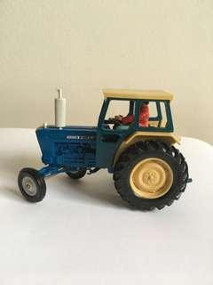Scale Model FORD Agriculture Tractor