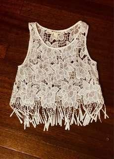 H&M Coachella Knitted top