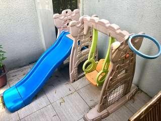 Toys R Us Slide & Swing