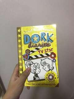 Dork Diaries book 7 tv star