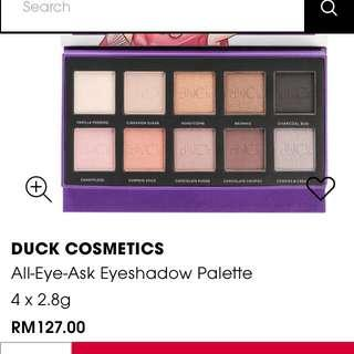 Nude all-eye ask pallete