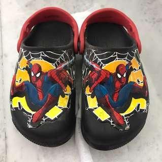 Spider-Man Crocs boys C11