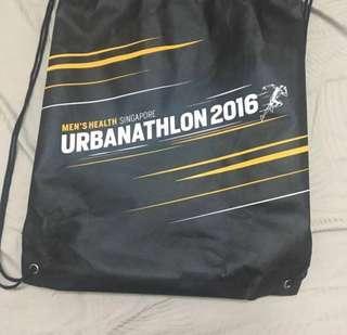 (BN) Urbanathlon '16 Drawstring bag