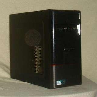 【1910】 Lenovo聯想H430商文機Intel G640/4G記憶體/HD4350獨顯/500G硬碟/正版Win7