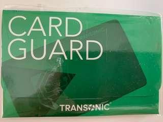 Transonic Card Guard